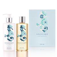 "Seascape ""Unwind"" darilni set1"