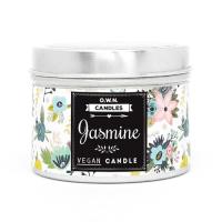 dišeča sveča jasmin
