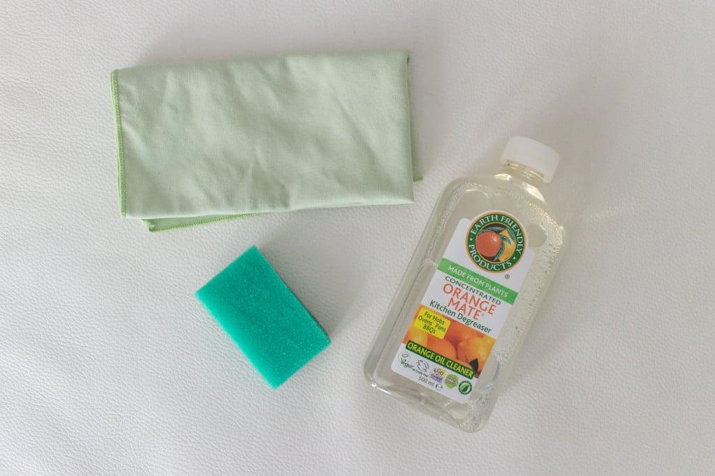 Pripomočki za čiščenje pečice