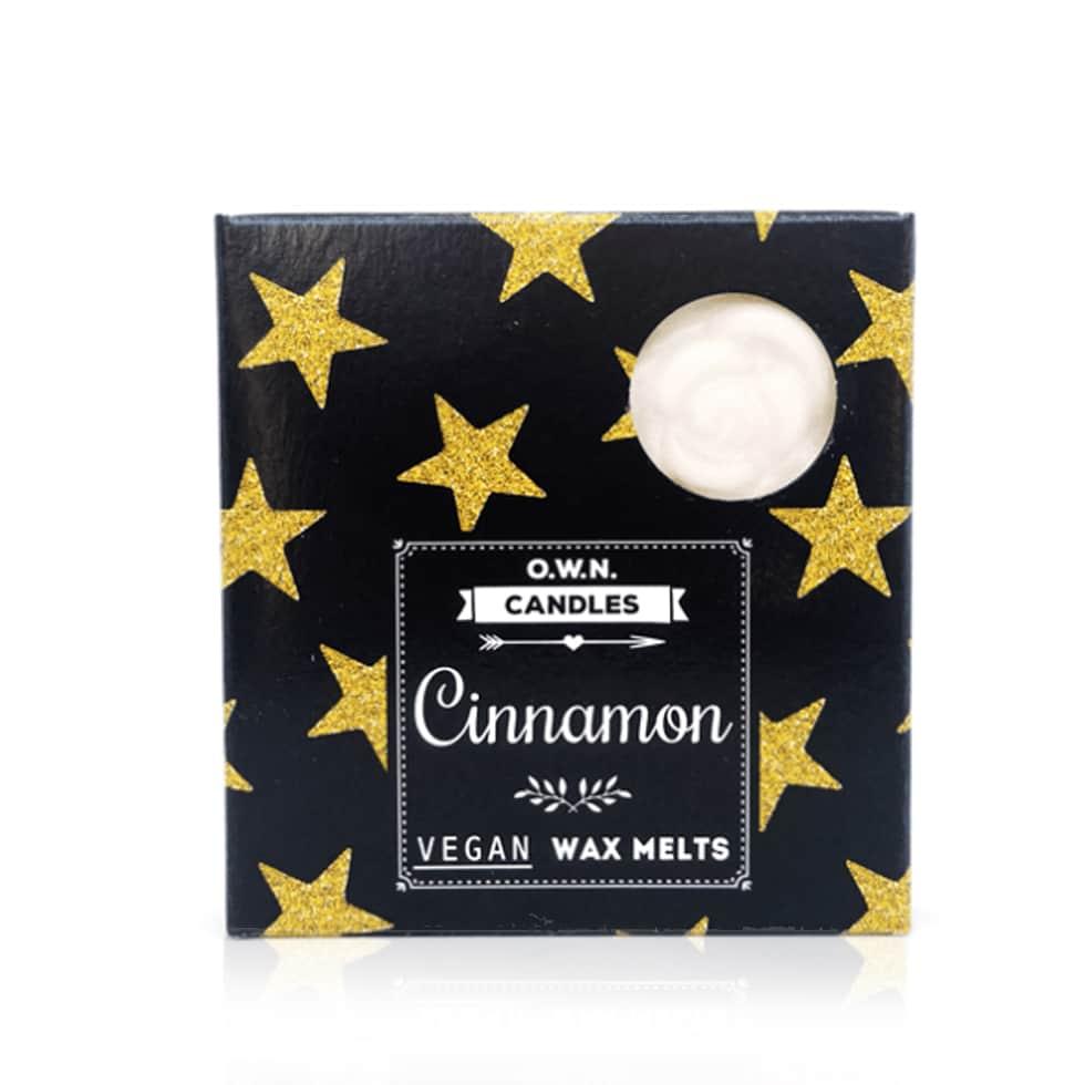 dišeči voski cinnamon