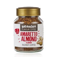 beanies kava amaretto almond