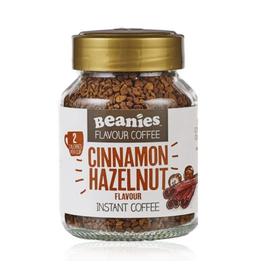 beanies kava Cinnamon Hazelnut