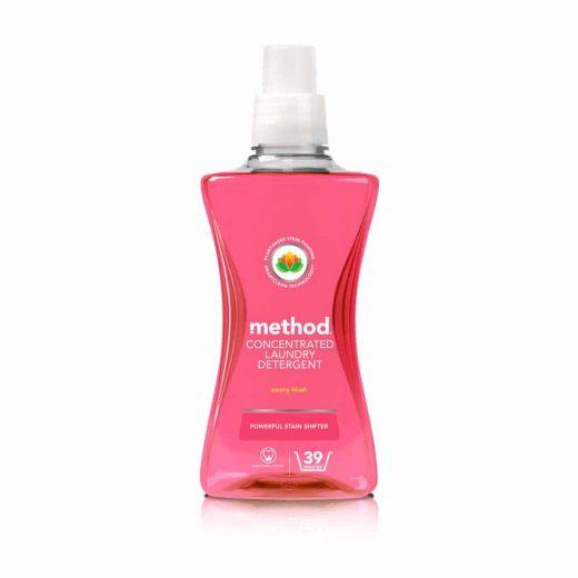 method detergent za perilo peony blush