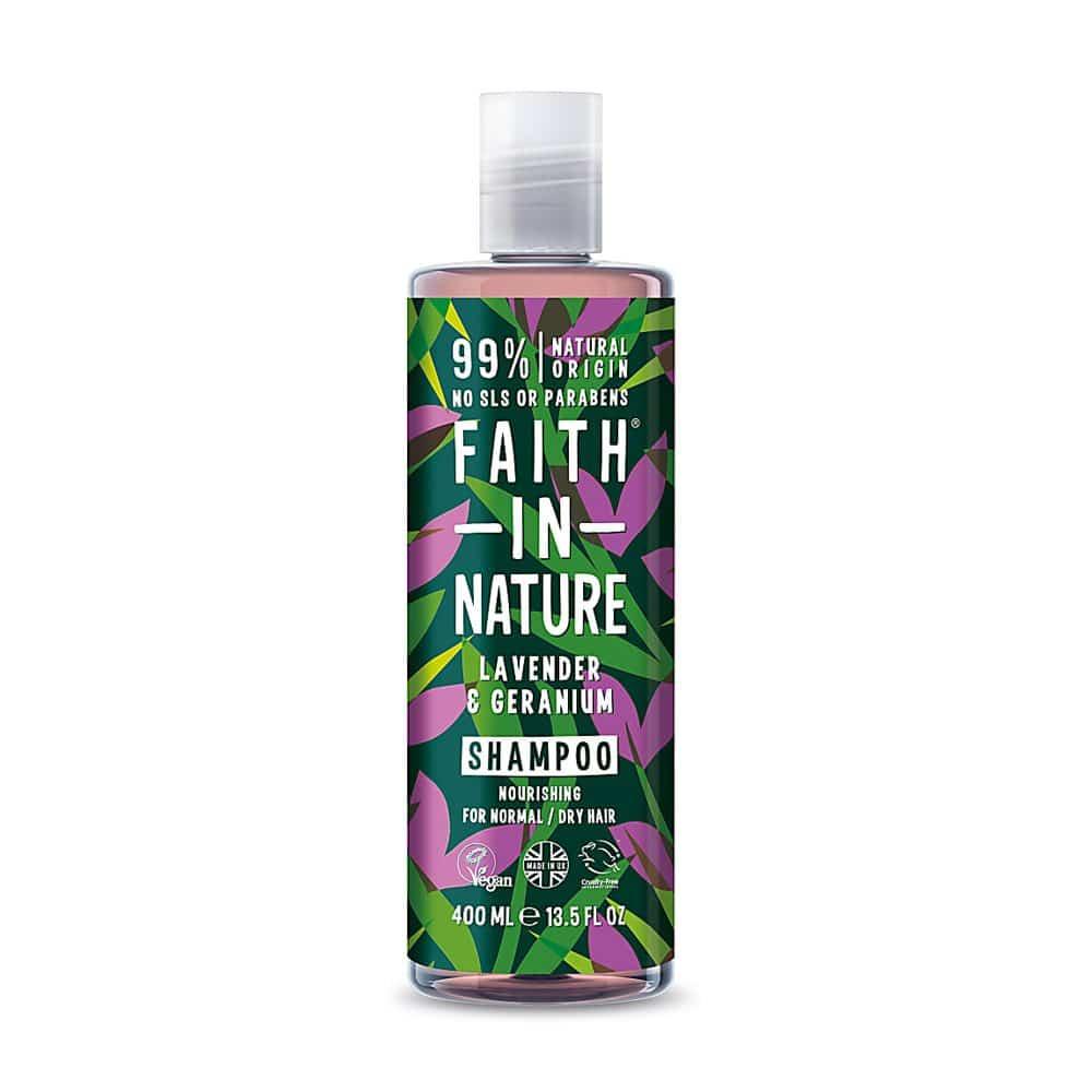 šampon za suhe lase