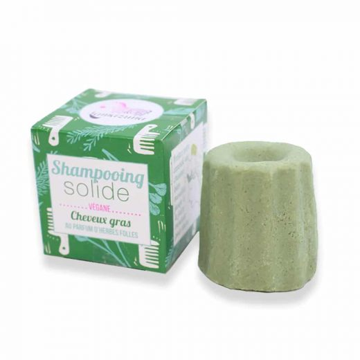 šamponbrez eteričnih olj