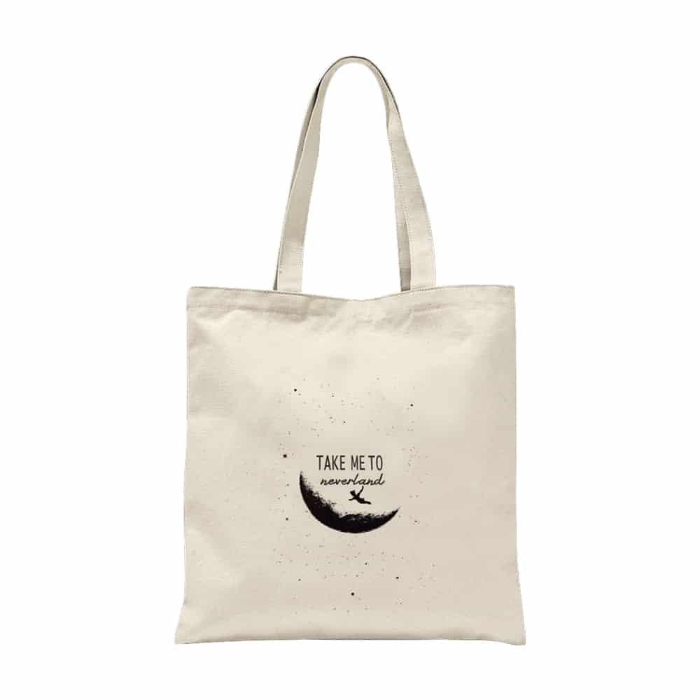 Bombažna nakupovalna vrečka