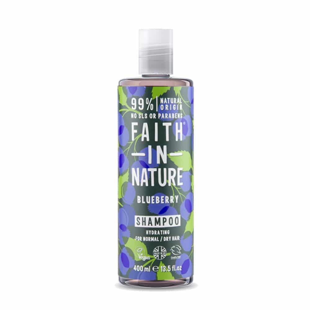 Šampon za lase borovnica