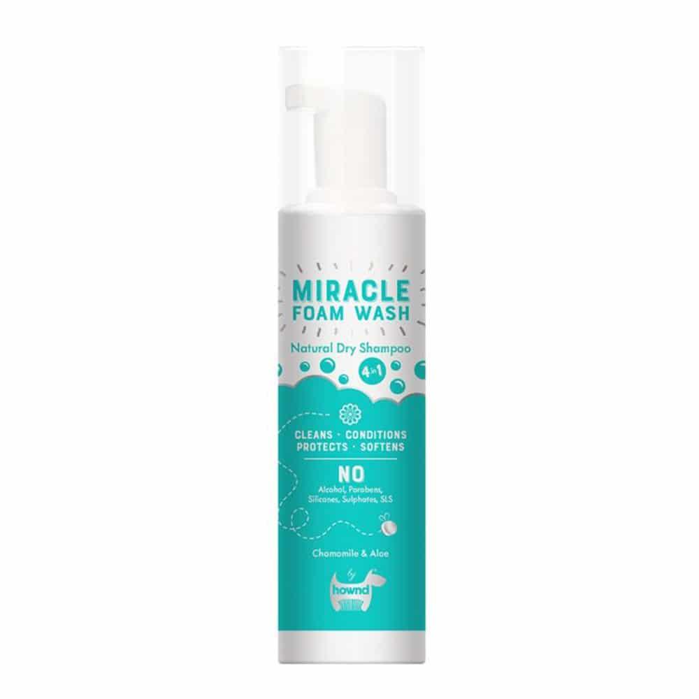 Naravni suhi šampon za pse