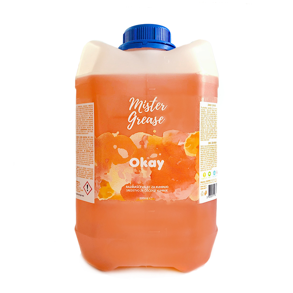 Mister Grease refill 5l
